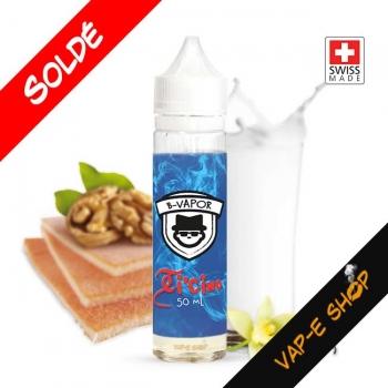 Ti'cino B-Vapor - Recharge E liquide Suisse 50ml