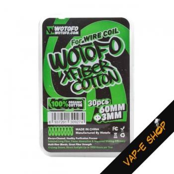 Xfiber Cotton Wotofo