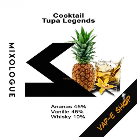 Tupa Legends - Cocktail Le Mixologue