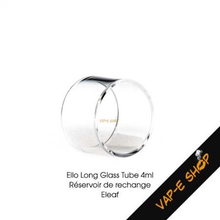 Tube Pyrex Ello Eleaf - 4ml