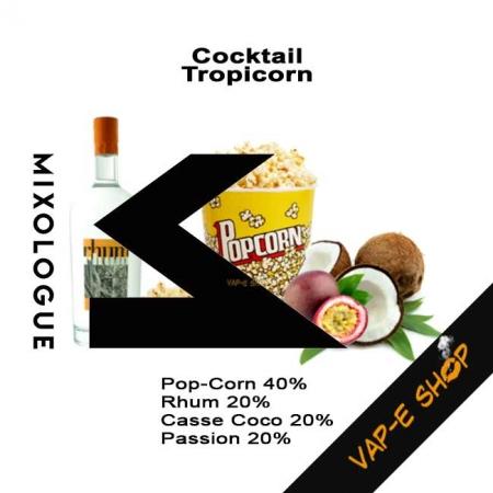 Tropicorn - E-liquide Le Mixologue