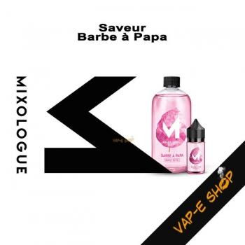 E-liquide Barbe à Papa - Le Mixologue