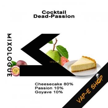 Dead-Passion - Le Mixologue