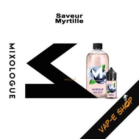 E-liquide Myrtille - Le Mixologue
