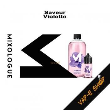 E-liquide Violette - Le Mixologue