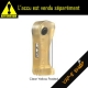 Box Alieno Ultroner - Clear Yellow Frosted