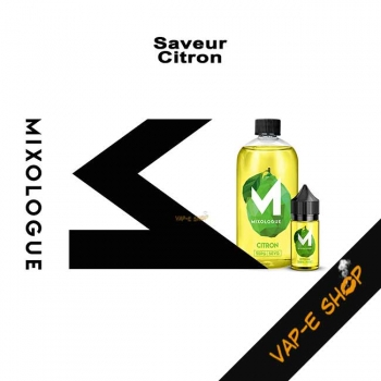 E-liquide Citron - Le Mixologue