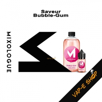 E-liquide Bubble-Gum - Le Mixologue