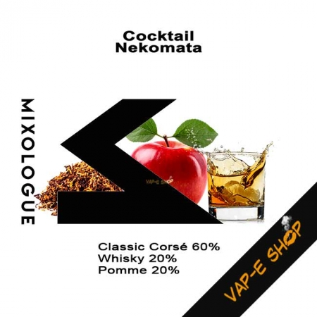 E-liquide Nekomata - Cocktail Le Mixologue