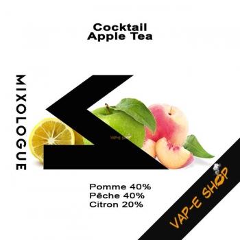 Mixologue Apple Tea - Cocktail fruité