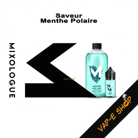 E-Liquide Menthe Polaire - Le Mixologue