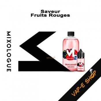 E-liquide Fruits Rouges - Le Mixologue