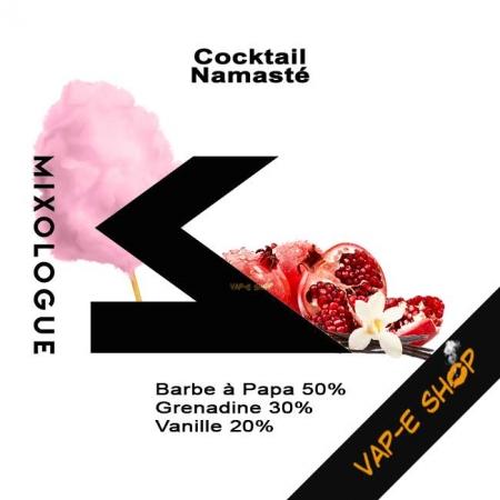 Mixologue, Cocktail Namasté