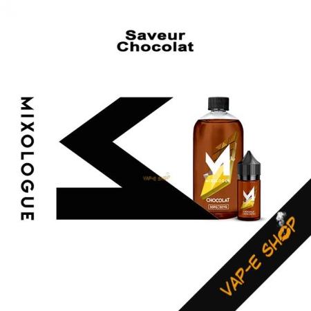 E-Liquide Chocolat, Le Mixologue