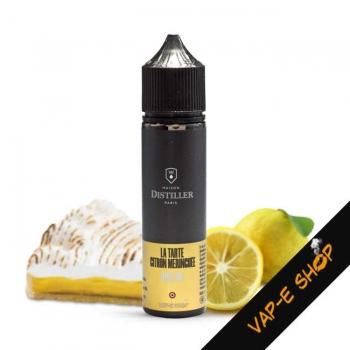 La Tarte Citron Meringuée - Maison Distiller Paris - 50ml