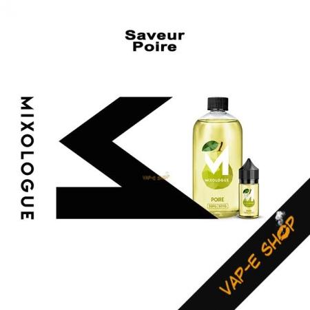 E-liquide Poire - Le Mixologue