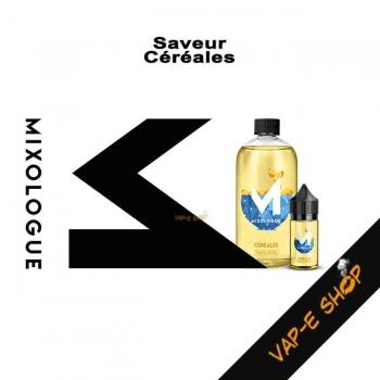 E-liquide Céréales - Le Mixologue