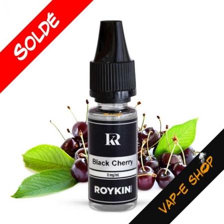 E liquide Black Cherry Roykin