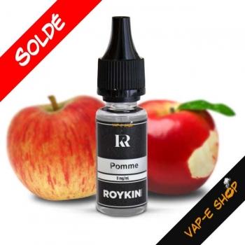 Roykin pomme, saveur fruit défendu - 10ml