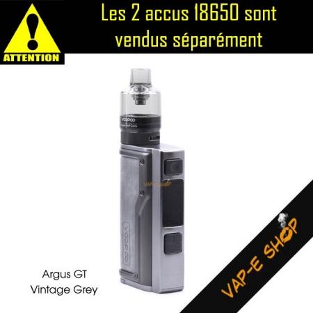 Kit Argus GT Voopoo - Vintage Grey