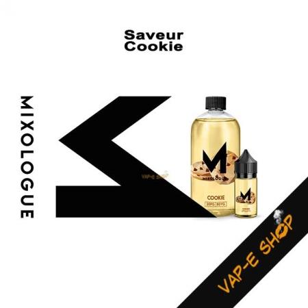 E-liquide Cookie - Le Mixologue - 50ml