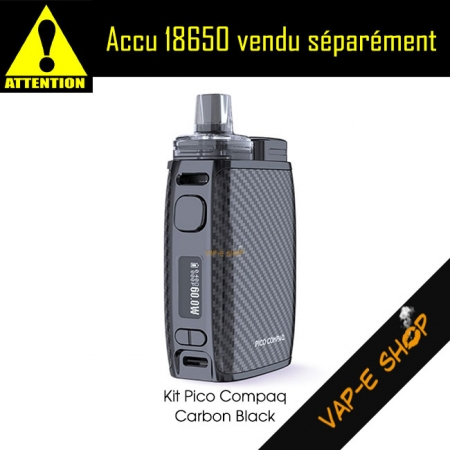 Kit Pico Compaq Carbon Black