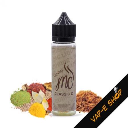 Classic C - MC Liquide - E-liquide Tabac - 50ml