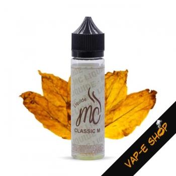 Classic M - MC Liquide - E liquide Tabac - 50ml