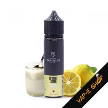 E liquide Le Yaourt Citron - Maison Distiller Paris - 50ml