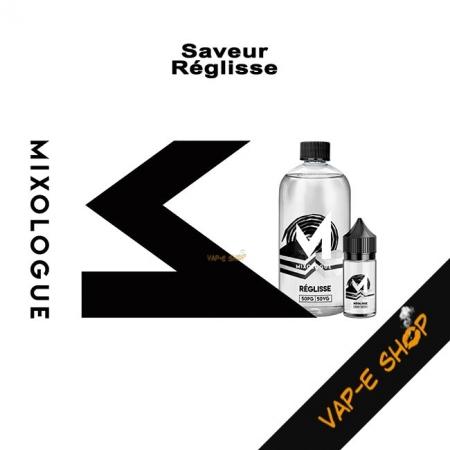 Mixologue - ELiquide Réglisse