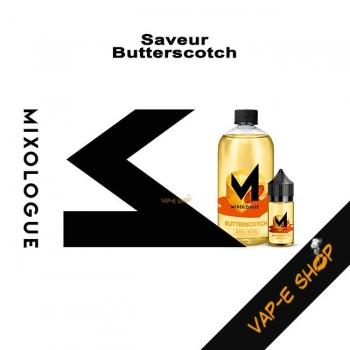 Eliquide Butterscotch - Le Mixologue