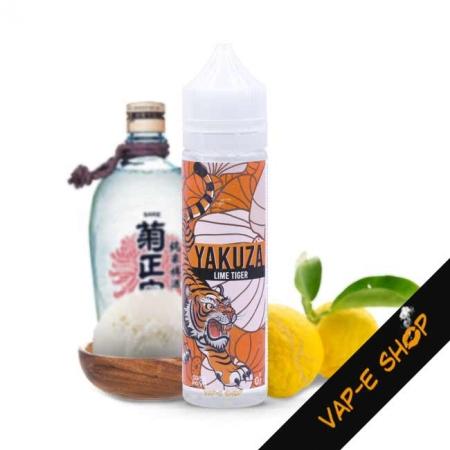 Eliquide Yakuza Lime Tiger