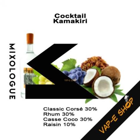Cocktail Mixologue Kamakiri