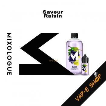 E Liquide Raisin - Le Mixologue