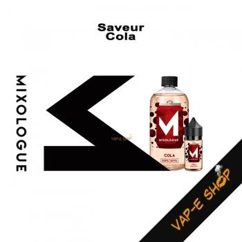 E liquide Cola. Le Mixologue
