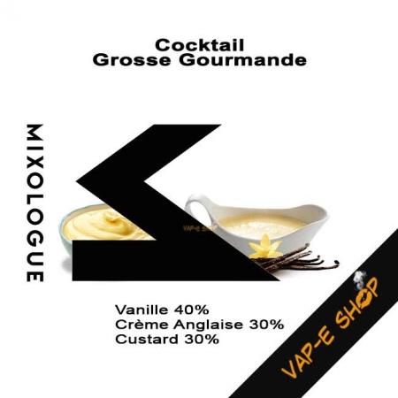 Grosse Gourmande - Le Mixologue