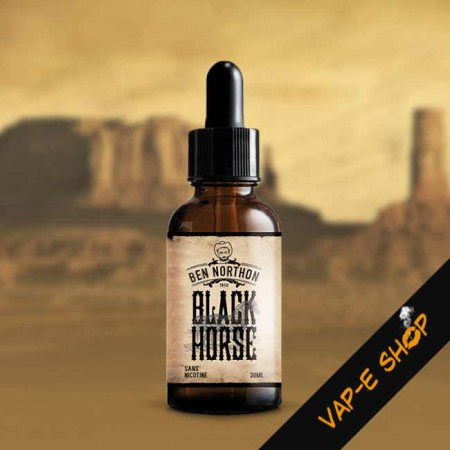 Saveur Ben Northon - Black Horse arôme tabac