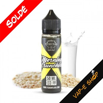 FFX Morning Crunchies Fcukin Flava - Recharge 50ml