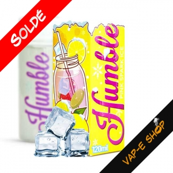 Pink Spark Ice Humble Juice Co - 120ml