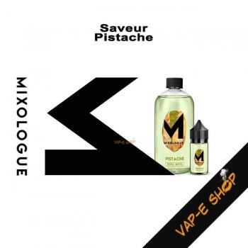 E-liquide Pistache - Le Mixologue