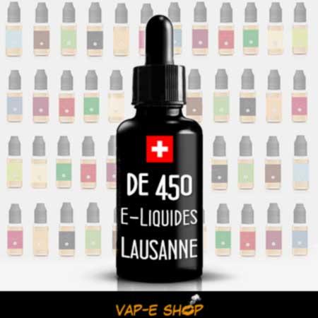 E Liquide Lausanne