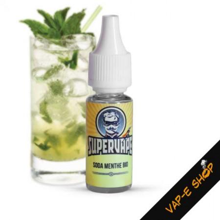 Soda Menthe Bio SuperVape