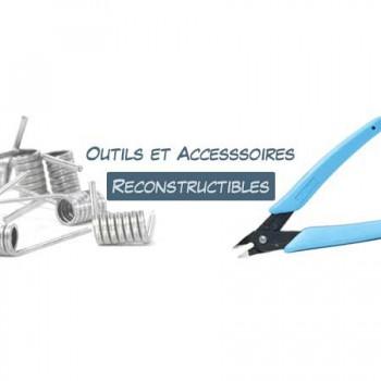 Accessoires reconstructibles