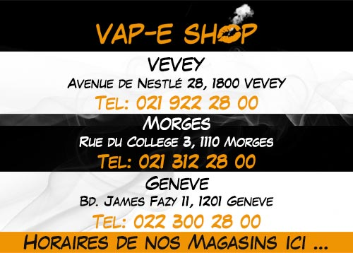 Le Shop des vapoteurs